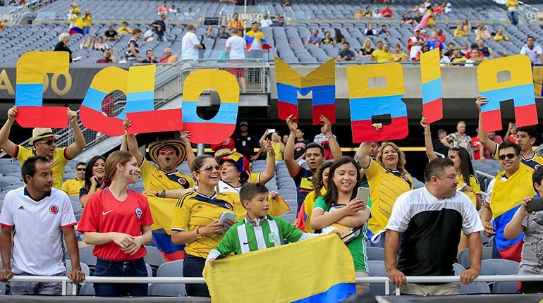 colombianos copa america