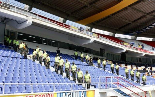 policia estadio