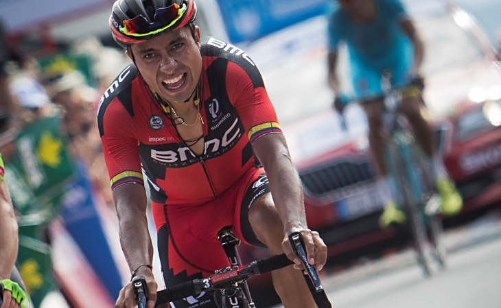 darwin ciclista