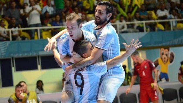 argentina-futsal