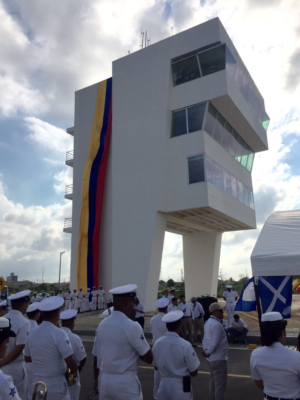 torre control trafico maritimo