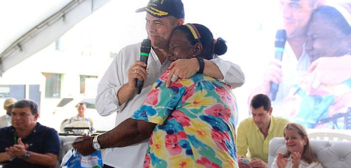 209 Viviendas gratis en Santa Marta