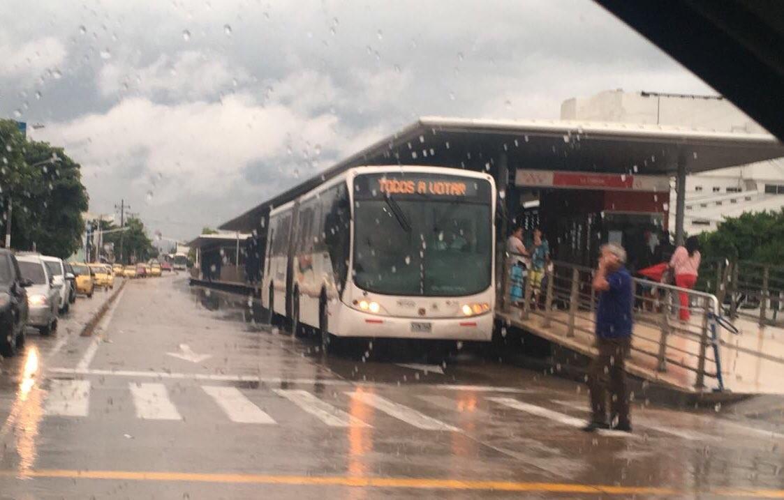 transmetro-lluvias