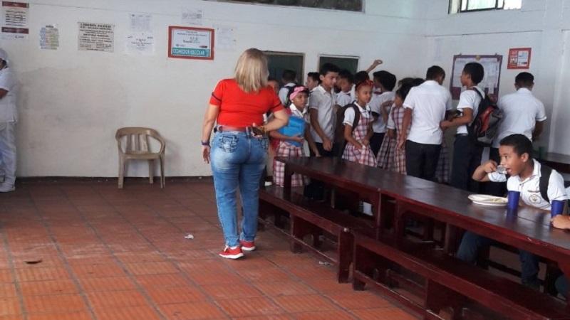 Adjudican contrato para adecuaci n de comedores escolares for Comedores escolares en colombia