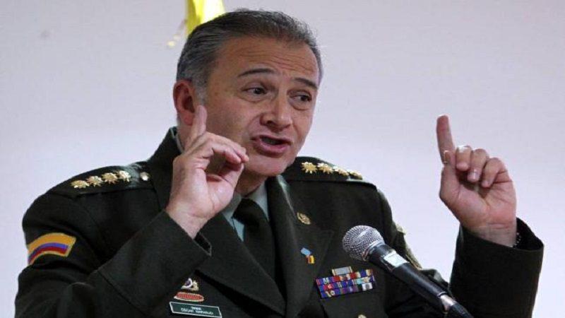 general naranjo