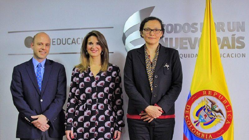 nuevos viceministros de educacion