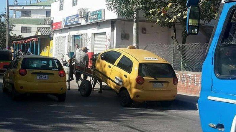 carromula taxi