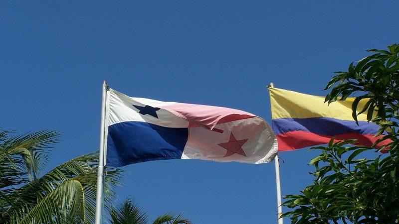 colombia y panama