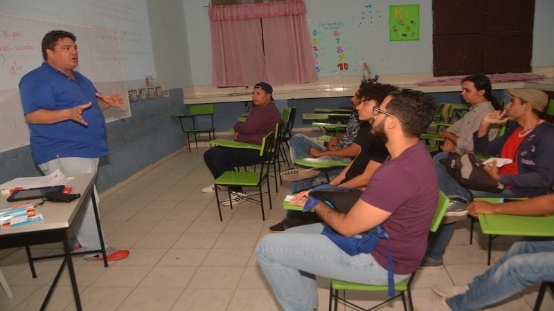 estudiantes eda