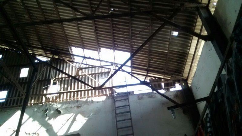techo mercado de granos