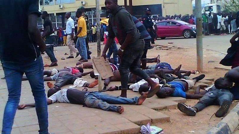 tragedia angola