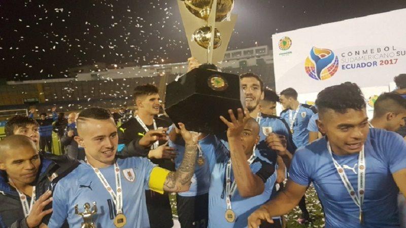uruguay campeon sub20