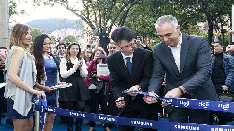 TigoUne y Samsung2