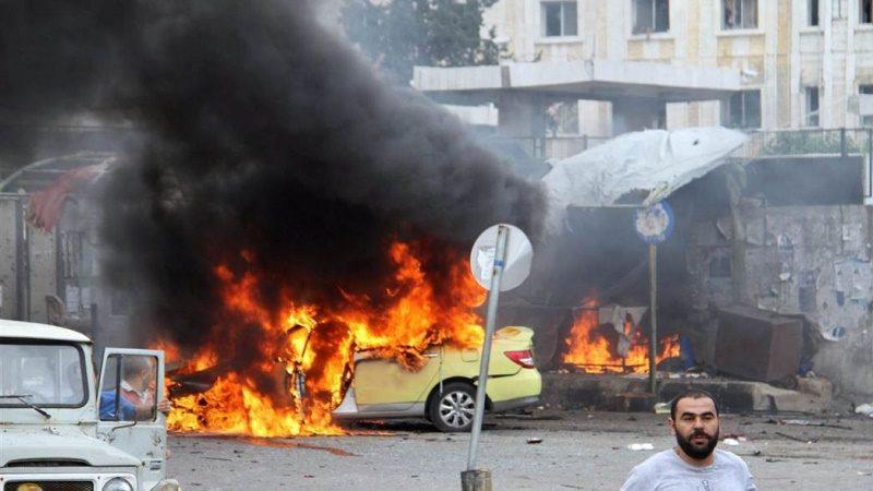 Al menos 46 muertos deja doble atentado en Damasco