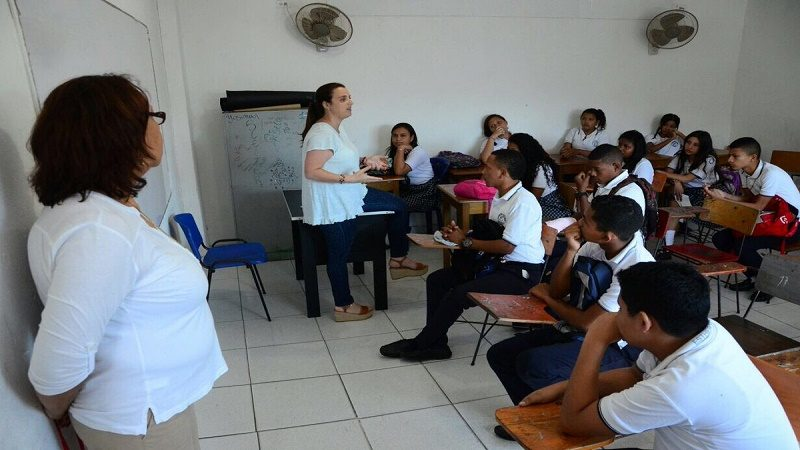 estudiantes distrito barranquilla