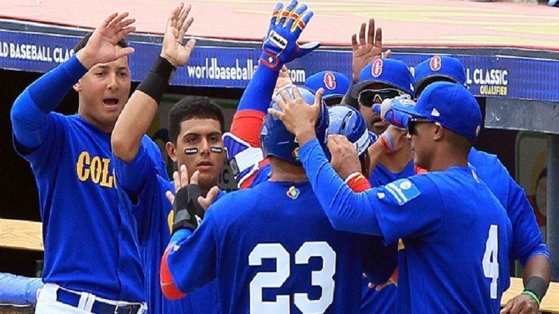 seleccion colombia beisbol