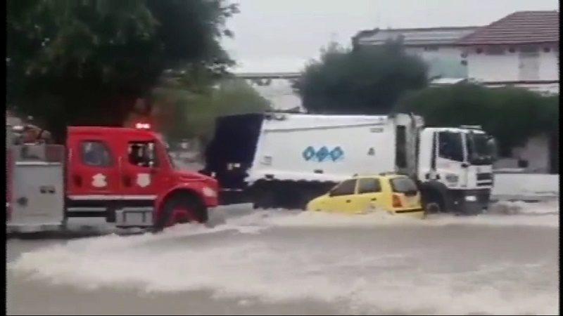 camion arroyo