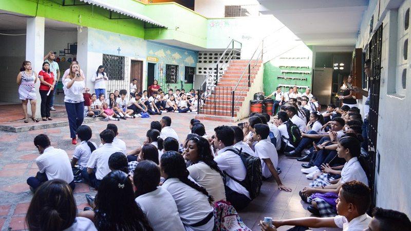 colegio soledad