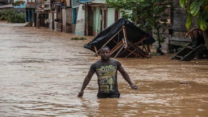 inundaciones choco