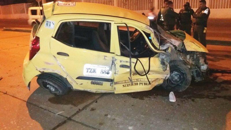 taxi delincuentes
