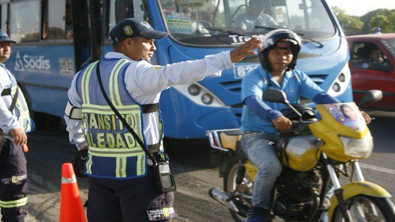 Éxito en el primer día sin motocarro en Soledad