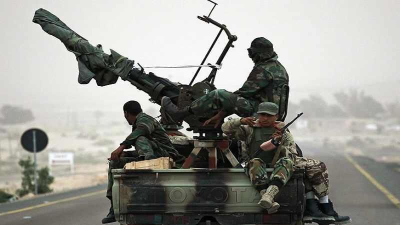 Al menos 28 muertos y 100 heridos tras combates en Libia OK