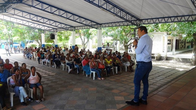 Anuncian viviendas para más de 200 damnificados de Malambo