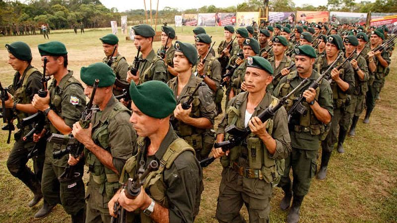 Aplazan 20 días más el plan desarme de las Farc