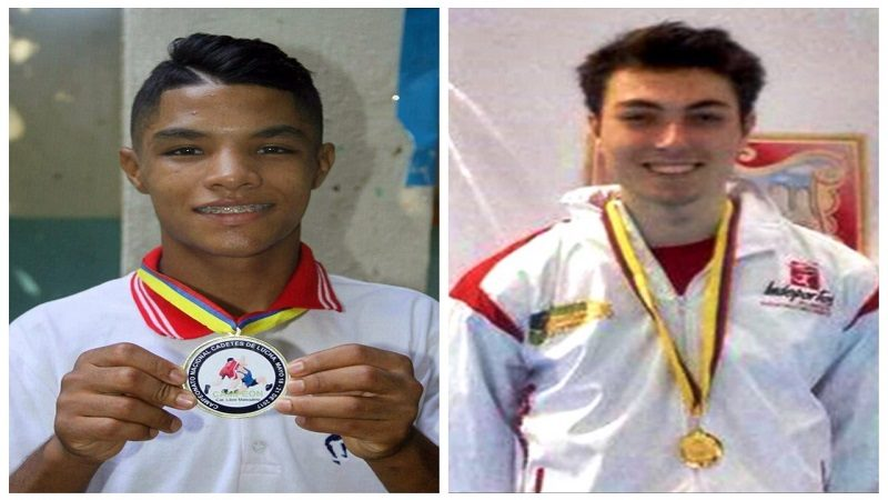 Atlántico gana oro en torneos de lucha y esgrima