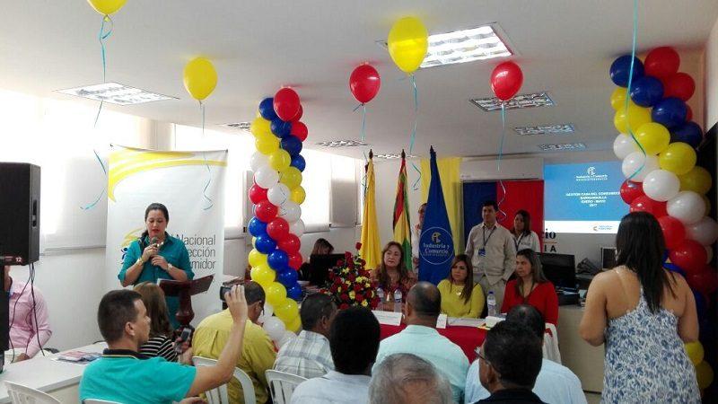 Casa del Consumidor de Barranquilla celebra su segundo aniversario