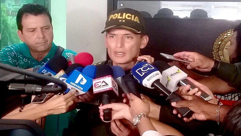 Comandante de la Policía ordena revolcar a Barranquilla para capturar al que mató a un auxiliar