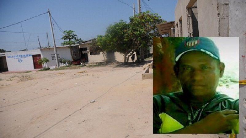 De siete puñaladas asesinan a un hombre en el barrio El Esfuerzo de Soledad