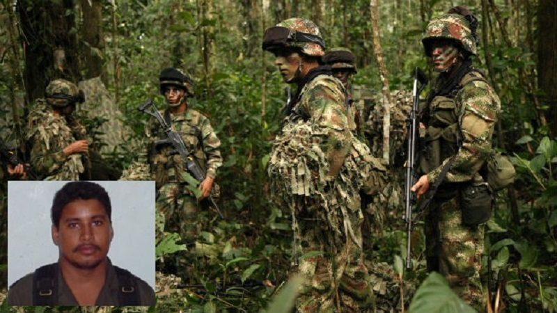 Ejército abatió a jefe del frente primero de las Farc