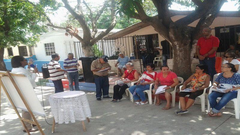 Electricaribe realizó jornada de atención integral en el barrio Las Palmas