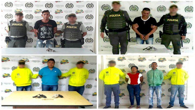 En el 'puente festivo' Policía capturó a 43 personas en Barranquilla, Soledad y Malambo