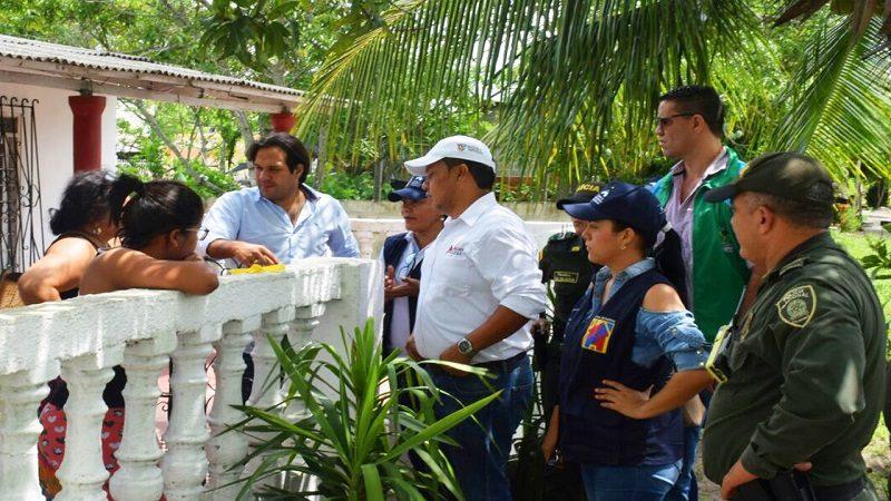 Gobernación realizó jornada de sensibilización contra el trabajo infantil