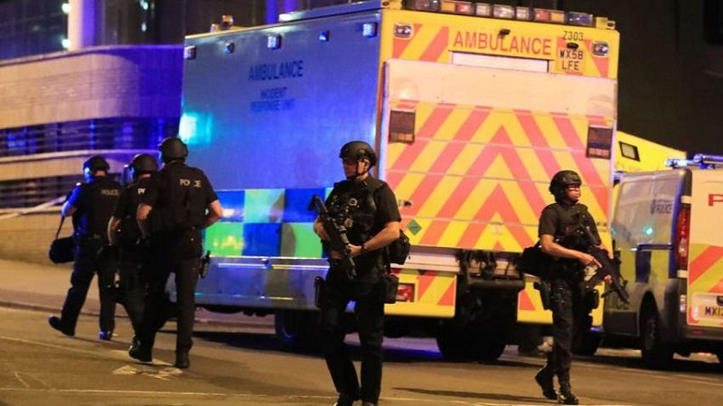 Grupo EL se atribuye el atentado de Mánchester