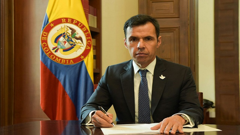 Guillermo rivera fl rez nuevo ministro del interior for Ultimas declaraciones del ministro del interior