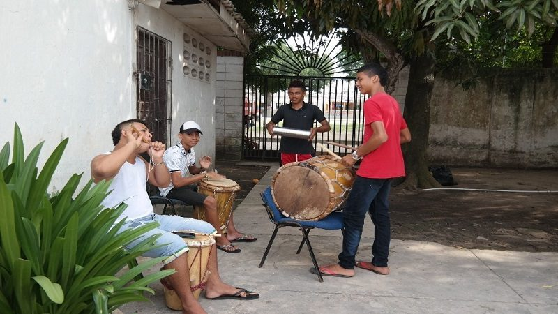 Habitantes de Malambo aprovechan su tiempo libre en procesos de formación cultural