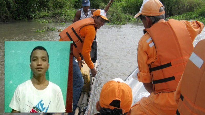 Menor de 17 años desapareció en el río Magdalena en el municipio de Soledad
