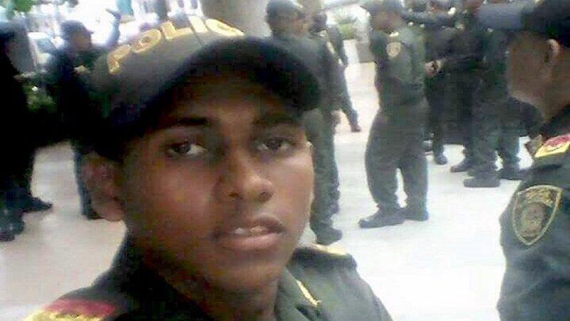 Policía repudió asesinato de un Auxiliar en Barranquilla y ofrece recompensa por los sicarios
