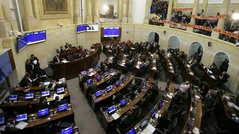 Radicado ante el Congreso proyecto de Ley Estatutaria que reglamentará la Jurisdicción Especial para la Paz