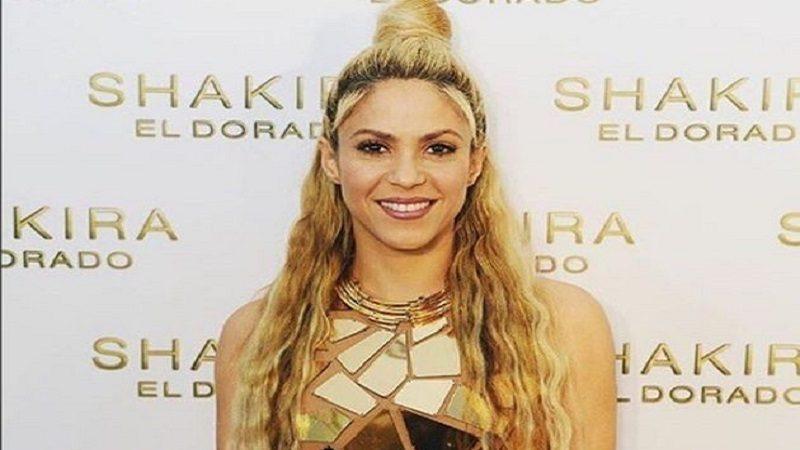 Shakira lanzó su nuevo trabajo 'El Dorado'