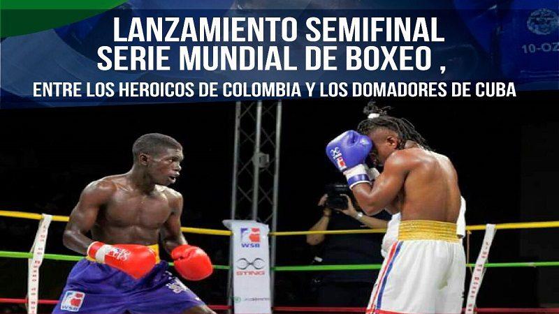 Soledad se alista para gran semifinal de la Serie Mundial de Boxeo