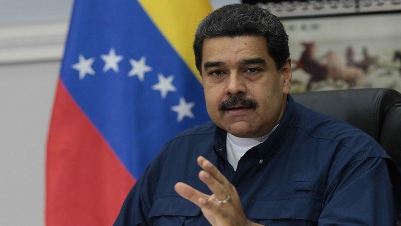 Trump saca tus manos cochinas de Venezuela