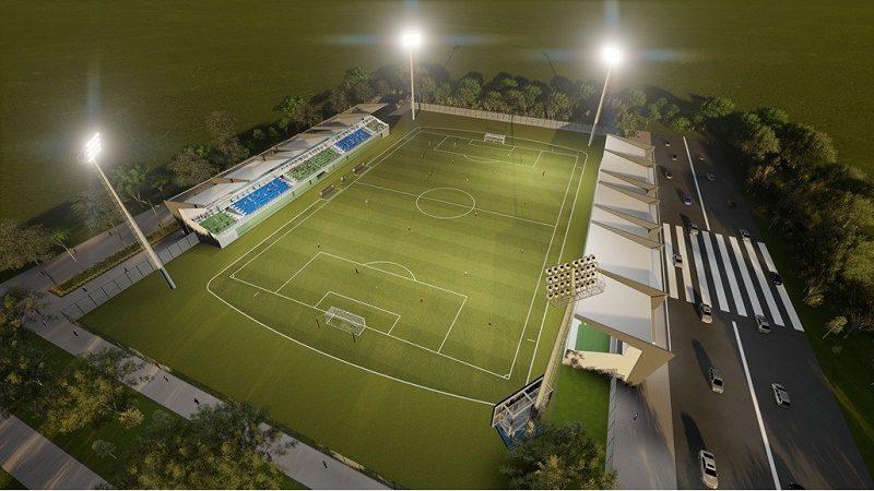 estadio de futbol soledad 1
