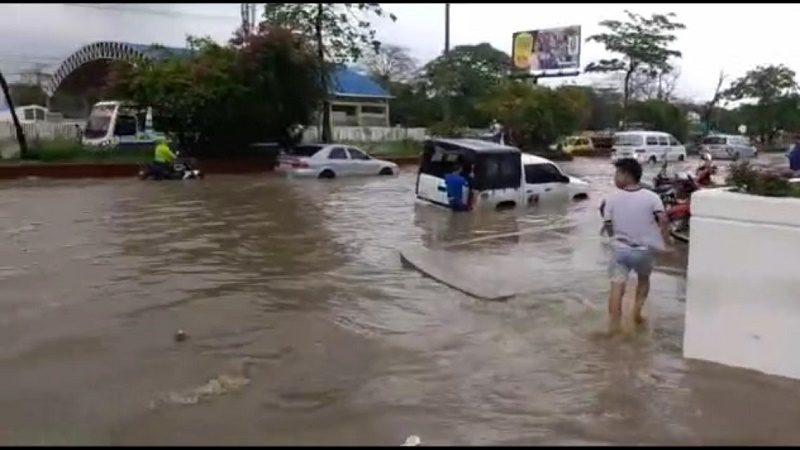 inundacion calle 30