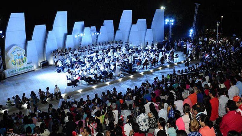 'Todos al Parque, con Música' recibe eliminatoria de Festival Interactivo de Uninorte, hoy sábado