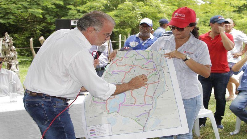 $24 mil millones en la vía Santo Tomás-El Uvito