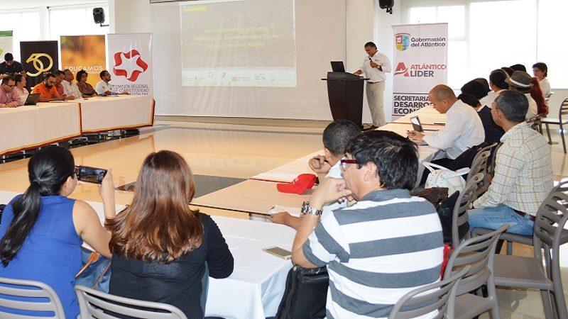 Alcaldía, gobernación y sector privado impulsan las 'rutas competitivas'